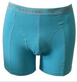 Maxx Owen Heren boxershort Scuba Blue