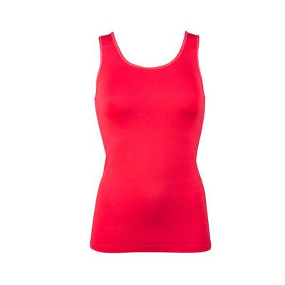 Beeren Dames hemd breed bandje Elegance Rood