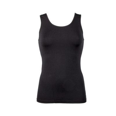 Beeren Dames hemd breed bandje Elegance Zwart