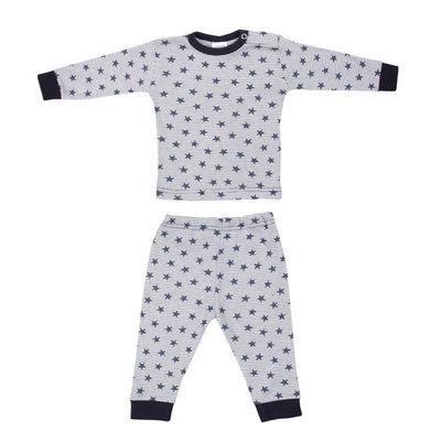 Beeren Baby pyjama ster Blauw