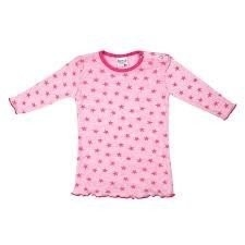 Beeren Baby nachthemd ster Roze