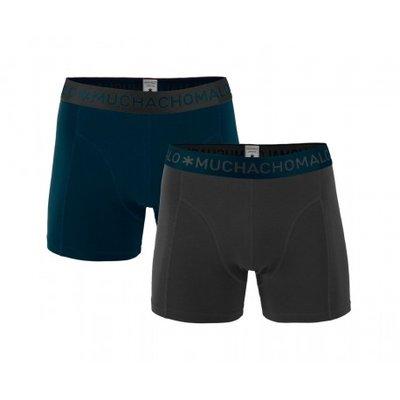 Muchachomalo 2-pack Heren boxershorts Solid 190