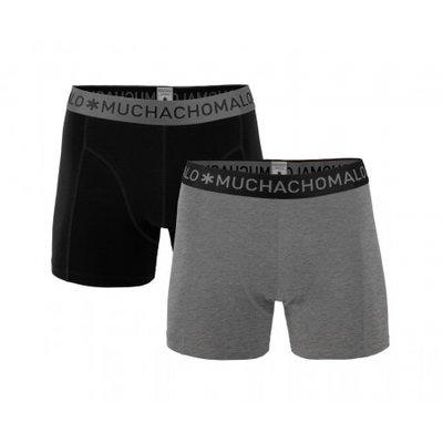 Muchachomalo 2-pack Heren boxershorts Solid 199