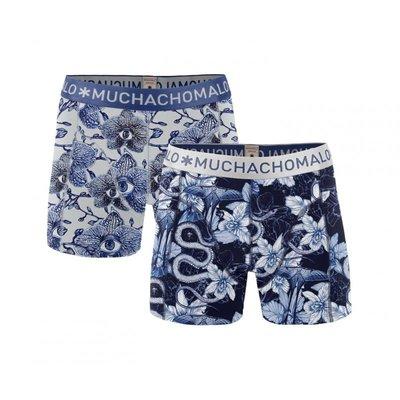 Muchachomalo 2-pack Heren boxershorts Ballpen