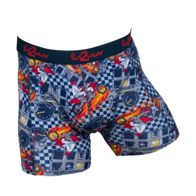 Fun2Wear Jongens boxershort Banzai Run