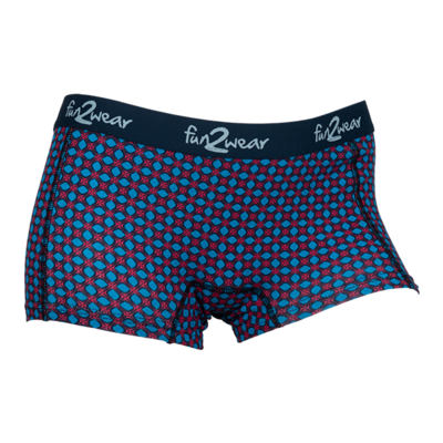 Fun2Wear Dames boxershort Mini Ties