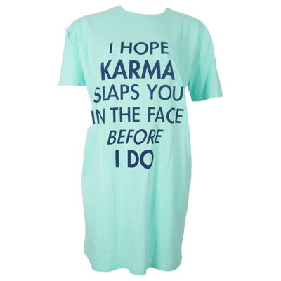 Fun2Wear Big shirt Karma