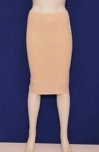 JC Dames onderrok lang (65cm) Huid