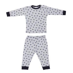Beeren Baby pyjama M401 blauw