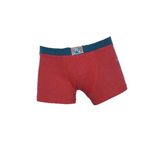 Active Plus Jongens boxershort Rood/Zwart