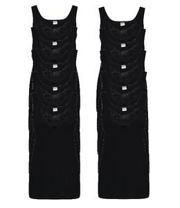 Beeren 10-pack dames hemden Viola Zwart