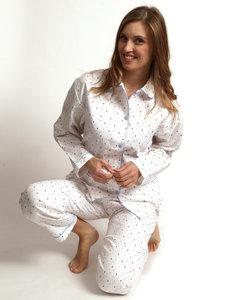 Cocodream Flanel Pyjama Tree Wit