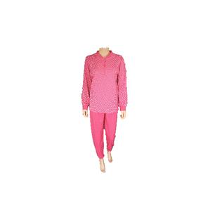 Lunatex Katoenen dames pyjama Cyclaam