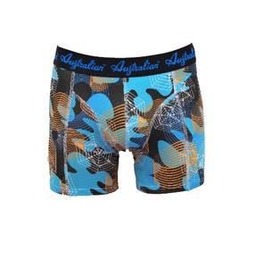 Australian Heren boxershorts Spinnenweb