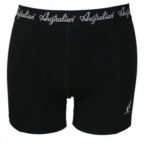 Australian Heren boxershort Zwart