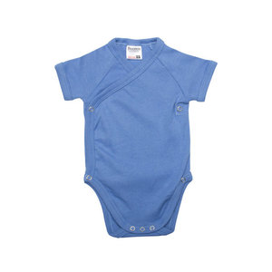 Beeren Baby overslagromper Blauw