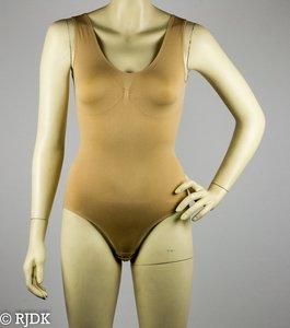 JC Body met brede bandjes Huid