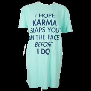Fun2Wear Big shirt Karma